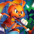 1-Bit Hero - Retro Platformer Icon