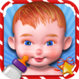 Santa Baby Care & Nursery Icon