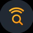 Avast WiFi Finder & Passwords Icon