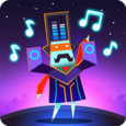 Groove Planet Icon