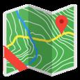 BackCountry Nav Topo Maps GPS Icon