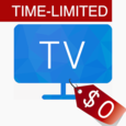 Free TV Shows & TV News App Icon