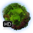 Moon Craft HD Icon