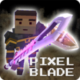 Pixel F Blade Icon