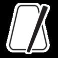 Mobile Metronome Icon