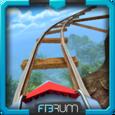 VR Roller Coaster attraction Icon