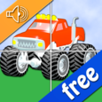 Car Puzzle - Game For Kids Icon