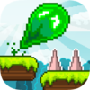 Bouncing Slime Impossible Game Icon