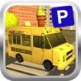 IceCream Van Parking Simulator Icon