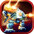 Steel Mayhem: Robot Defender Icon