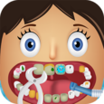 Crazy Kids Dentist Icon