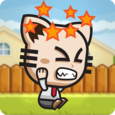 Naughty Kitty Run Icon