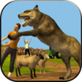 Wolf Simulator Icon
