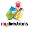 MyDirections-Google Map ext. Icon