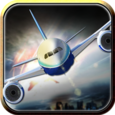 Modern Plane Flying Simulator Icon