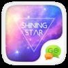 FREE-GO SMS SHINING STAR THEME Icon