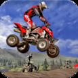 Extreme Stunt Quad Bike Racing Icon