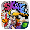 Skate GO Keyboard Theme Icon