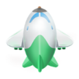 My Little Airplane Theme Icon