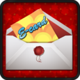 Ecards & Greeting Cards Maker Icon