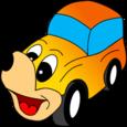 Puzzle Shapes - Vehicle Icon