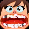 Cute Girl Dentist Icon