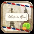 FREE-GO SMS WRITE TO YOU THEME Icon