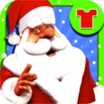 Santa Dressup - Kids Game Icon