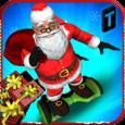 Hoverboard Rider 3D:Santa Xmas Icon