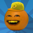 Annoying Orange: Splatter Free Icon