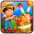 Farm Puzzle Harvest King Icon