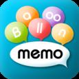 Balloon Memo-record note/image Icon