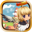 Archu Wings:Angel flappybirds Icon