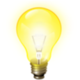 Display brightness Icon
