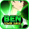 Hero kid - Ben Power Surge Icon