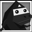 Gorilla Dash Icon