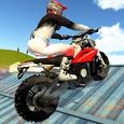 Daredevil Stunt Rider 3D Icon