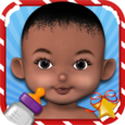 Santa Baby Care Nursery FunPro Icon