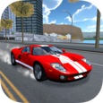 Extreme City Driving Simulator Icon