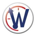 w2w : WhenToWork Mobile App Icon