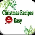Christmas Recipes Easy Icon