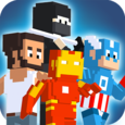 Crossy Heroes Icon