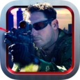 Crime Cop Ganster Shooting 3D Icon