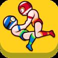Wrestle Funny Icon