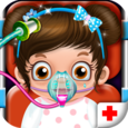 Ambulance Surgery Icon