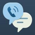 Text Me!  Free Texting & Call Icon