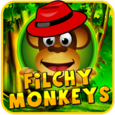 Filchy Monkeys Fun Monkey Game Icon