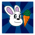 Rabbit Fruit Collector Icon