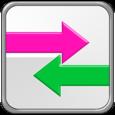 Tap & Swipe Icon