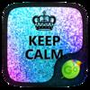 KeepCalm GO Keyboard theme Icon